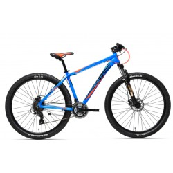 CICLO RCK 29 BLUE/RED